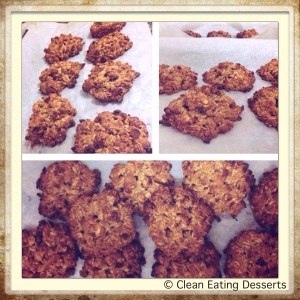 Cacao Nibs & Oat Cookies