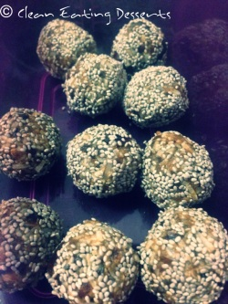 Date and Maca Energy Balls
